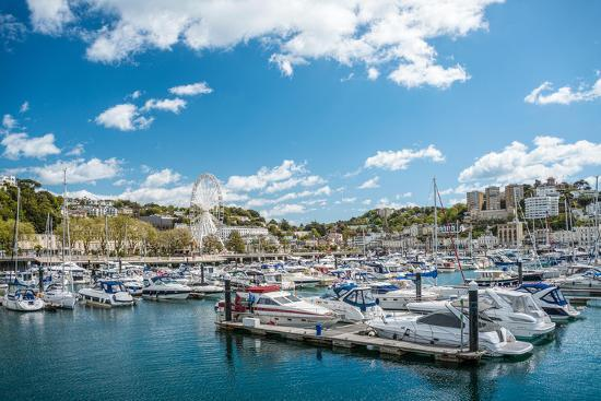 travelbild-view-over-the-harbor-and-marina-of-torquay-torbay-england-uk