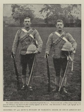 troopers-of-14th-king-s-hussars-in-marching-order-in-south-african-kit