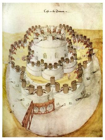 tudor-fort-sandown-kent-c1540