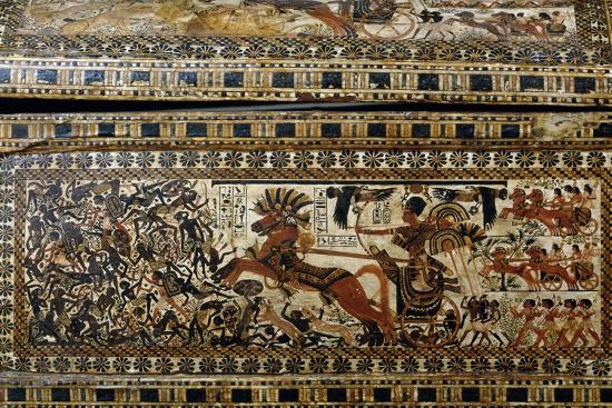 tutankhamun-in-battle-detail-from-painted-casket-from-tomb-of-tutankhamun