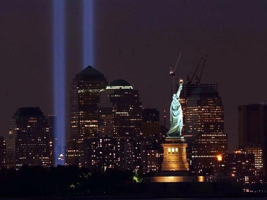 two-light-beams-illuminate-the-sky