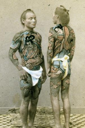 two-men-with-traditional-japanese-irezumi-tattoos-c-1880