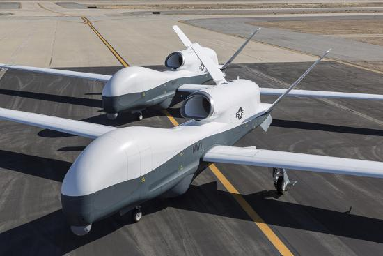 two-mq-4c-triton-unmanned-aerial-vehicles-on-the-tarmac