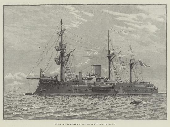 types-of-the-french-navy-the-redoutable-ironclad