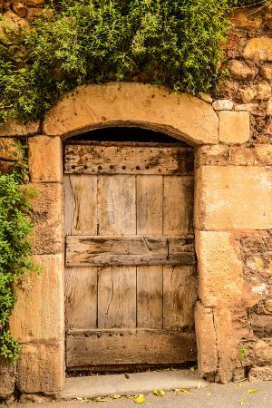 udo-siebig-france-provence-vaucluse-roussillon-old-town-house-facade