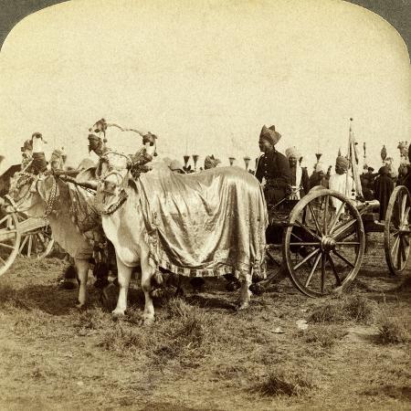 underwood-underwood-silver-cannon-of-the-maharaja-of-baroda-delhi-india