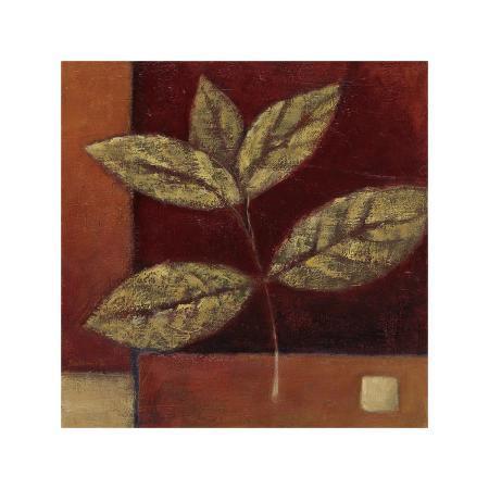 ursula-salemink-roos-crimson-leaf-study-ii