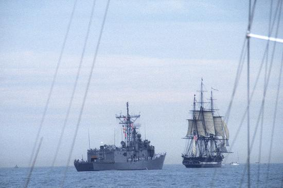 uss-constitution-old-ironsides-under-sail-escorted-by-modern-us-navy-frigate-1997