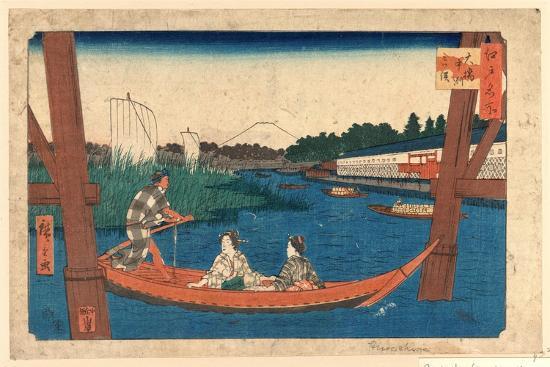 utagawa-hiroshige-ohashi-nakazu-mitsumata