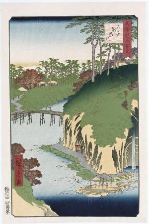 utagawa-hiroshige-river-of-waterfalls-oji-from-the-series-one-hundred-views-of-famous-places-in-edo