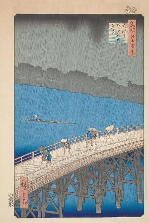 utagawa-hiroshige-shower-over-ohashi-bridge-1857