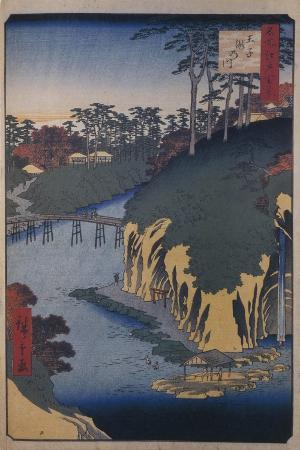 utagawa-hiroshige-the-takinogawa-in-oji-one-hundred-famous-views-of-ed-1856-1858