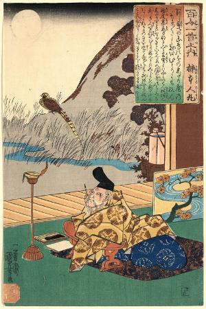 utagawa-kuniyoshi-kakinomoto-no-hitomaro