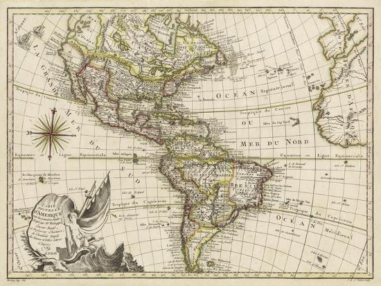 vallet-a-new-map-of-america-1769