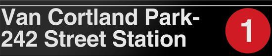 van-cortlandt-park-242-street-new-york-nyc-subway-1-sign