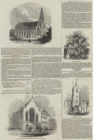 various-churches