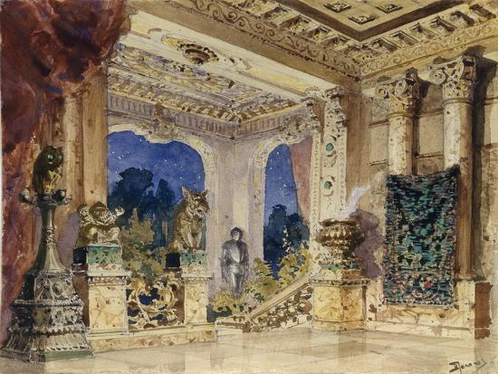 vasili-dmitrievich-polenov-stage-design-for-the-opera-the-scarlet-rose-by-n-krotkov-1884