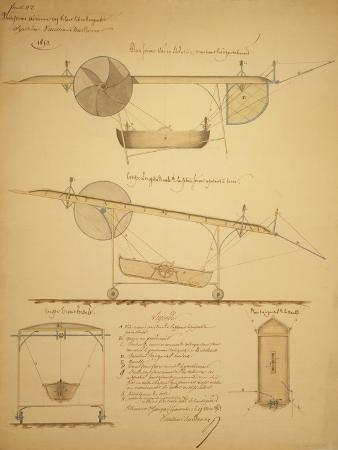vaussin-chardanne-design-for-powering-an-airship-c-1853