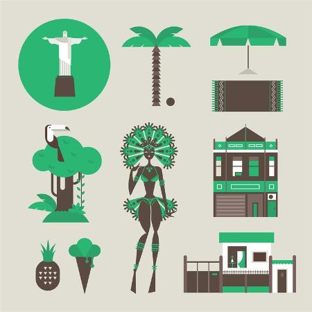 vector-pro-brazillian-icons