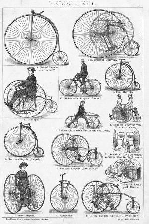 velocipedes