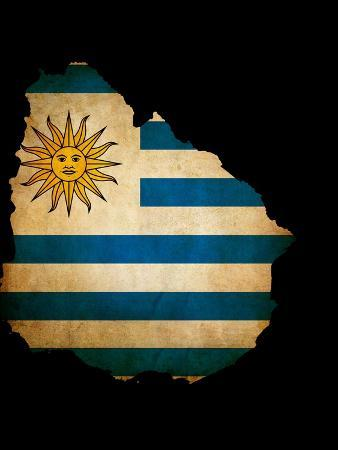 veneratio-outline-map-of-uruguay-with-grunge-flag-insert-isolated-on-black