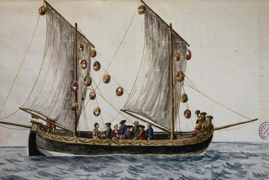 venetian-fishing-boat-decorated-with-lights-for-return-of-redeemer