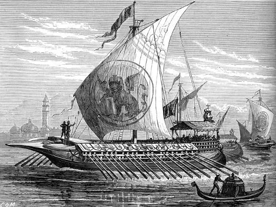 venetian-galley