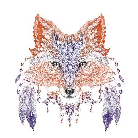 vensk-tattoo-portrait-of-a-wild-fox