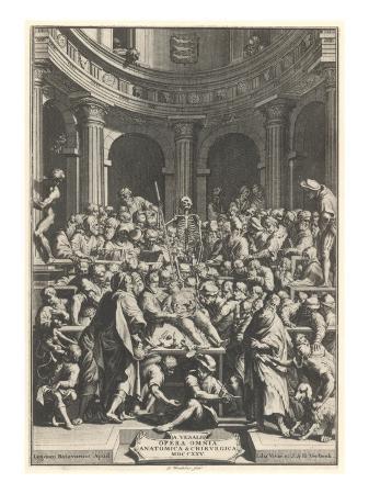vesalius-demonstrating