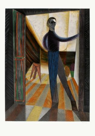 victor-vasarely-autoportrait