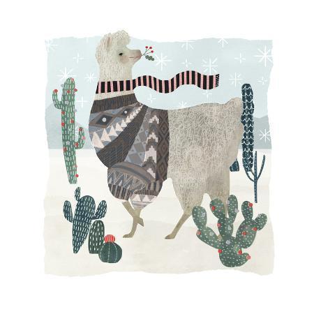 victoria-borges-holiday-llama-i