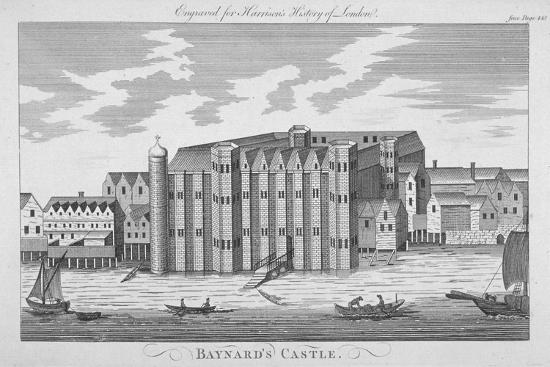 view-of-baynard-s-castle-with-boats-on-the-river-thames-city-of-london-1775