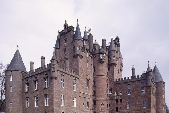 view-of-glamis-castle-angus-scotland-14th-19th-century