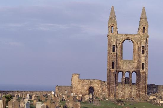 view-of-ruins-of-st-andrews-cathedral-with-tower-of-st-rule-fife-scotland-12th-15th-century