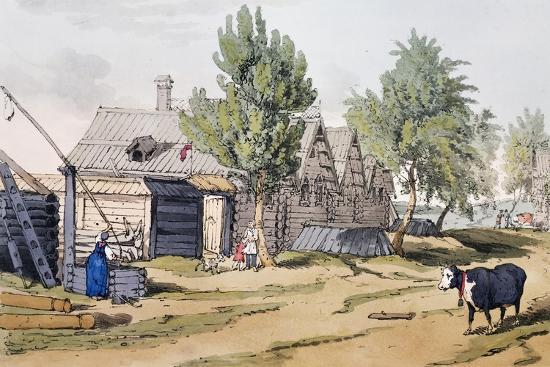 view-of-russian-village