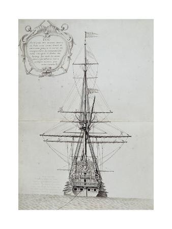 view-of-stern-of-vessel-at-anchor-from-atlas-de-colbert-france-17th-century