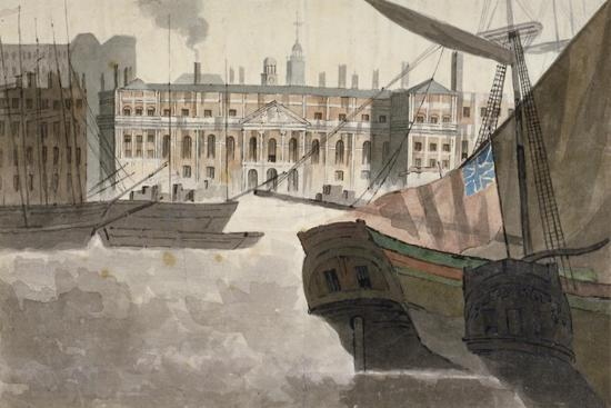 view-of-the-custom-house-from-the-river-thames-city-of-london-1810