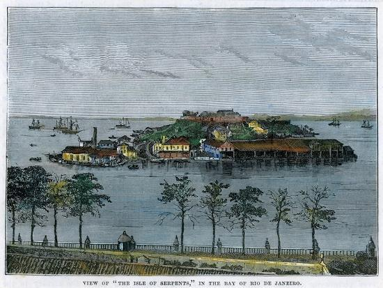 view-of-the-isle-of-serpents-in-the-bay-of-rio-de-janeiro-brazil-c1880