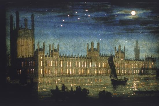 view-of-the-river-thames-and-palace-of-westminster-at-night-c1851