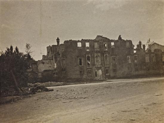 view-of-the-town-hall-of-the-village-of-begliano-in-san-canzian-d-isonzo-damaged-by-bombing-in-wwi