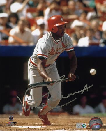 vince-coleman-st-louis-cardinals-autographed-photo-hand-signed-collectable