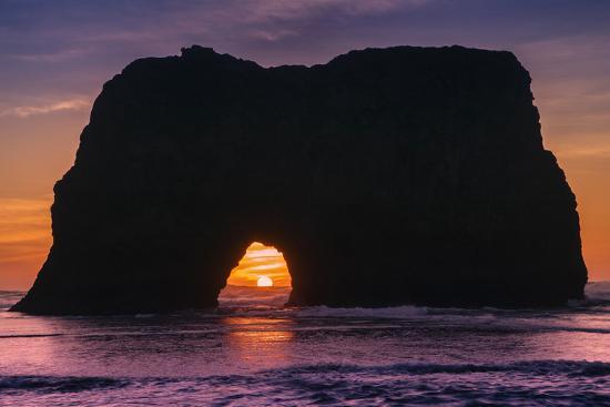vincent-james-sunset-at-elephant-rock-mendocino-coast-california