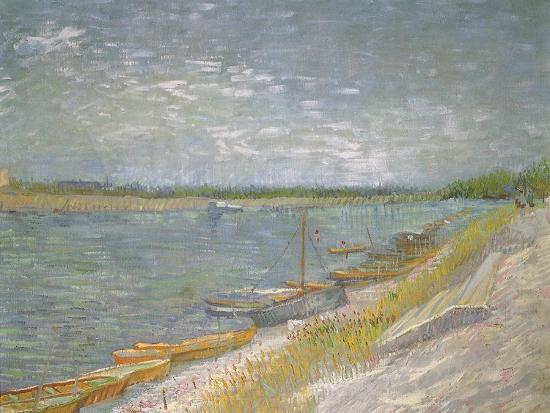 vincent-van-gogh-boats-beached-ashore-1887