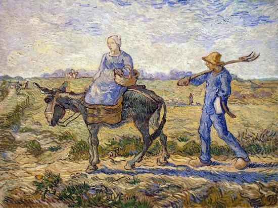 vincent-van-gogh-morning-going-out-to-work-1890