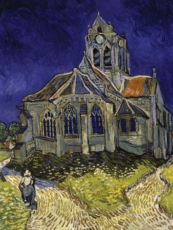 vincent-van-gogh-the-church-in-auvers-sur-oise-c-1890