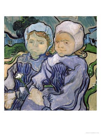 vincent-van-gogh-two-little-girls-c-1890