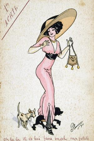 vintage-french-postcard-20th-century