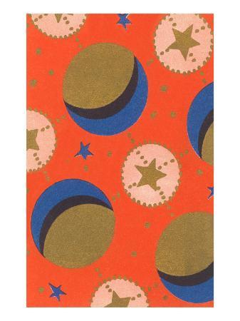 vintage-paper-stars-and-moon-abstract-pattern