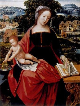 virgin-and-child-16th-century