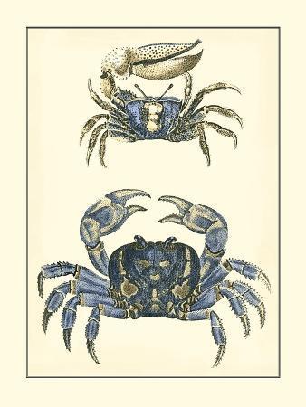 vision-studio-antique-blue-crabs-ii